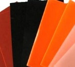 Solid Silicone Rubber Sheet